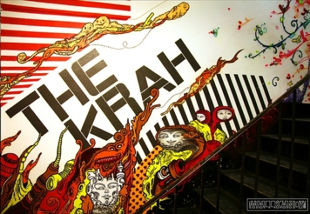 The Krah / Image by wallkandy